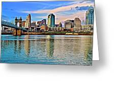 Queen City 2019 Greeting Card