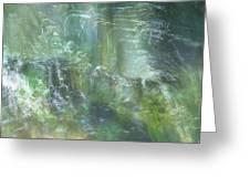 River Spirits Greeting Card