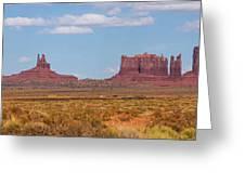 Roadside Scene Greeting Card
