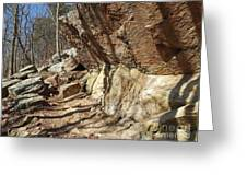Rock Ledge Greeting Card