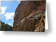 Rocky Bend  Greeting Card