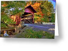 Roddy Road Bridge Greeting Card