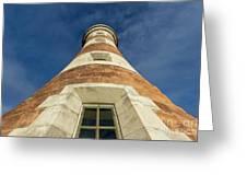 Roker Lighthouse 2 Greeting Card