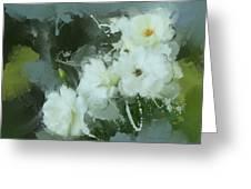 Rose Harmony Greeting Card