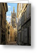 Saint Andre Cathedral Greeting Card