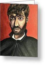 Saint Francis Xavier Greeting Card