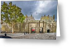 Saint-malo Gates Greeting Card