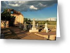 Saint Rose De Lima Chapel Greeting Card
