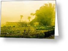Sapa Landscape, Vietnam Greeting Card