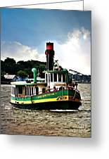 Savannah Belles Ferry Greeting Card