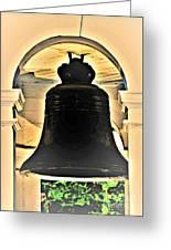 Savannah Exchange Bell Greeting Card
