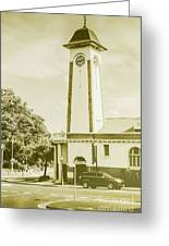 Scenes From Old Sandgate Greeting Card