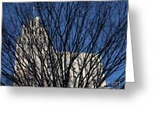 Seasonal View C Greeting Card by Patrick M Lynch