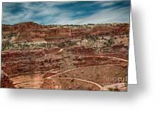 Shafer Trail. #2 Greeting Card