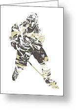 Sidney Crosby Pittsburgh Penguins Pixel Art 23 Greeting Card