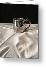 Silver Cup Greeting Card