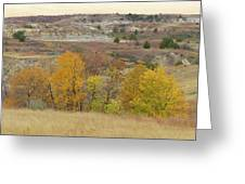 Slope County September Splendor Greeting Card