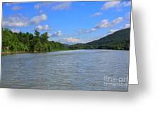 Southern Lake Champlain Greeting Card