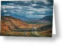 Southern Utah Greeting Card