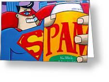 Spam Greeting Card