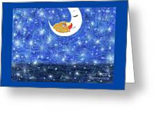 Stars On Earth Greeting Card