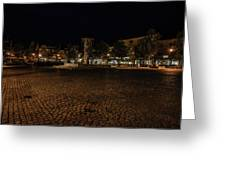 stora torget Enkoeping #i0 Greeting Card by Leif Sohlman