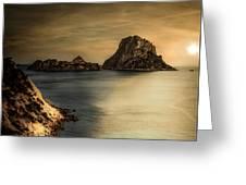 Summer In Ibiza Greeting Card