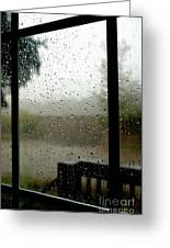 Summer Storms Greeting Card