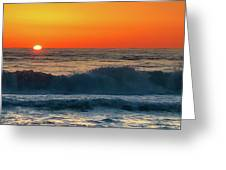 Sunrise First Day Greeting Card