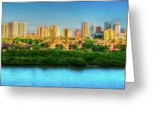 Tampa, Florida Greeting Card