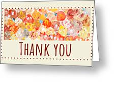Thank You #2 Greeting Card