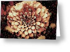 The Bloom Of Fall Greeting Card