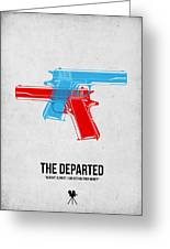 The Departed Greeting Card