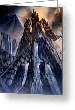 The Dragon Gate Greeting Card