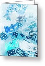 The Illusion Gala Greeting Card
