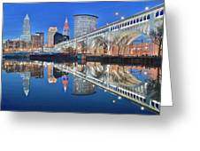 This Is Cleveland II Greeting Card