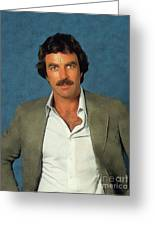 Tom Selleck, Actor Greeting Card
