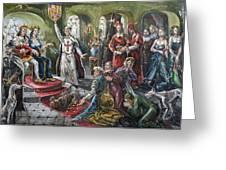 Torquemada, 1492 Greeting Card