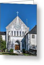 Trappist Monastery Of The Holy Spirit  Greeting Card