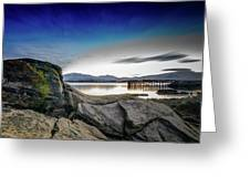 Tromso Greeting Card