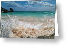 Tropical Fantastic View Greeting Card