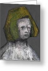 Tudor Portrait Greeting Card