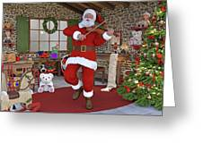 Two Nights Before Christmas Greeting Card