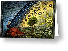 Universum Greeting Card