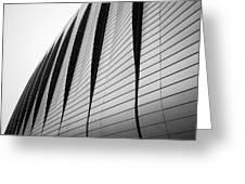 Urban Achitecture 2 Greeting Card