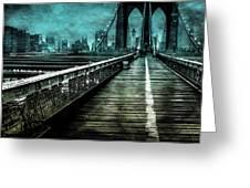 Urban Grunge Collection Set - 01 Greeting Card