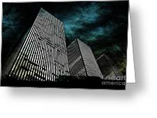 Urban Grunge Collection Set - 13 Greeting Card