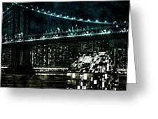 Urban Grunge Collection Set - 15 Greeting Card