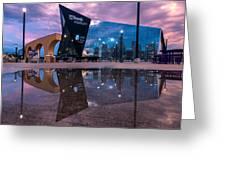 Us Bank Stadium In Minneapolis Greeting Card