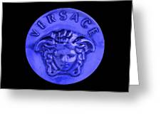 Versace Jewelry-2 Greeting Card